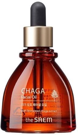 The Saem Chaga Facial Oil