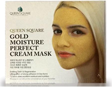 Anskin Gold Moisture Perfect Cream Mask фото