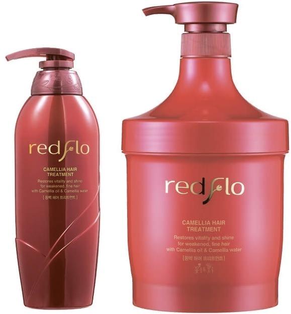 Flor de Man Redflo Camellia Hair Treatment.
