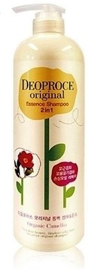 Deoproce Original Essence In Shampoo Camellia фото