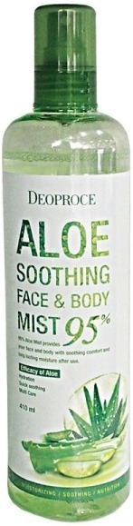 Deoproce Soothing Face amp Body Mist