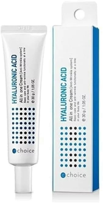 Echoice All In One Cream Hyaluronic Acid.