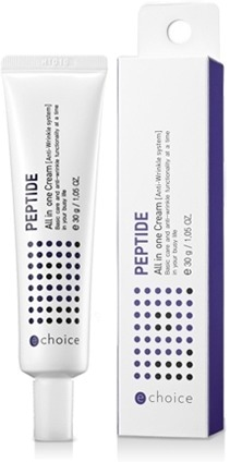 Echoice All In One Cream Peptide.