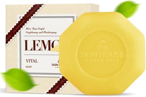 The Skin House Lemon Vital Soap