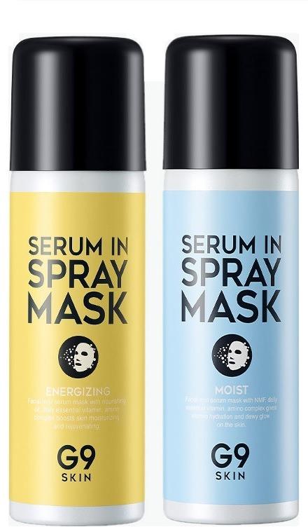 GSkin Serum In Spray Mask фото