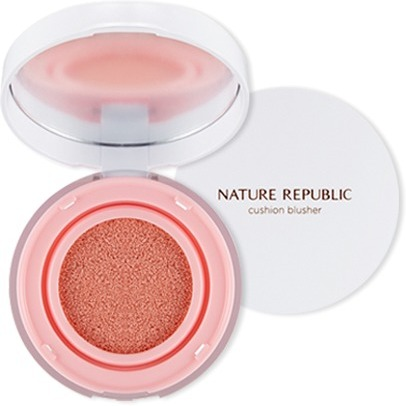 Nature Republic Botanical Cushion Blusher
