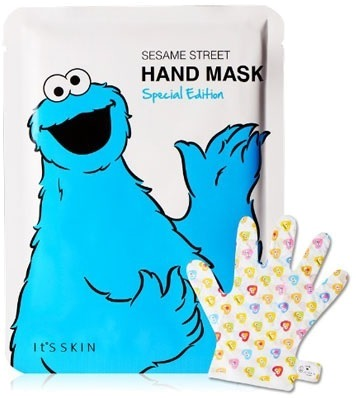 Its Skin Sesame Street Hand Mask Special Edition