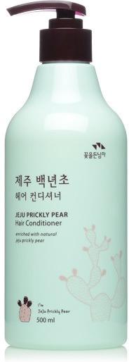 Flor de Man Jeju Prickly Pear Hair Conditioner.