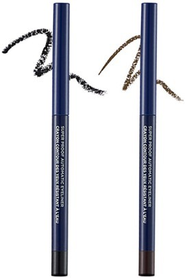 The Face Shop Super Proof Automatic Eyeliner