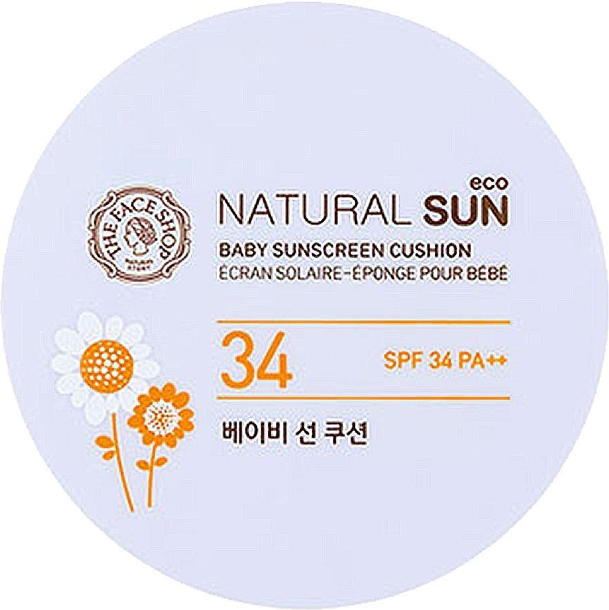 The Face Shop Natural Sun Eco Baby