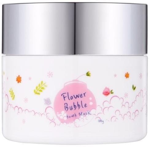 Ettang Flower Bubble Bomb Mask.
