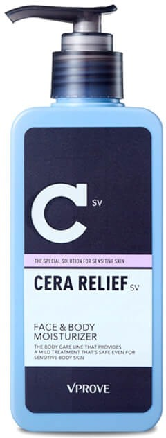 Vprove Cera Relief SV Face And Body Moisturizer фото