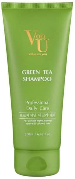 Von U Green Tea Shampoo фото