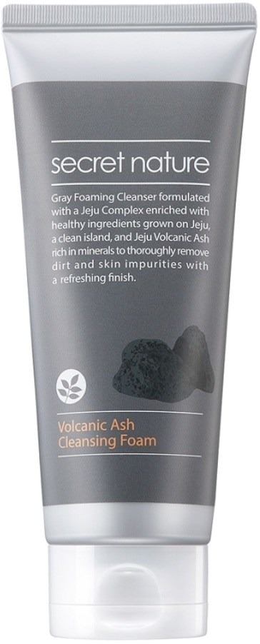 Secret Nature Volcanic Ash Cleansing Foam фото