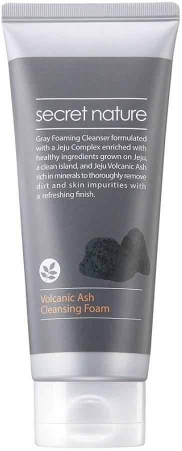 Secret Nature Volcanic Ash Cleansing Foam