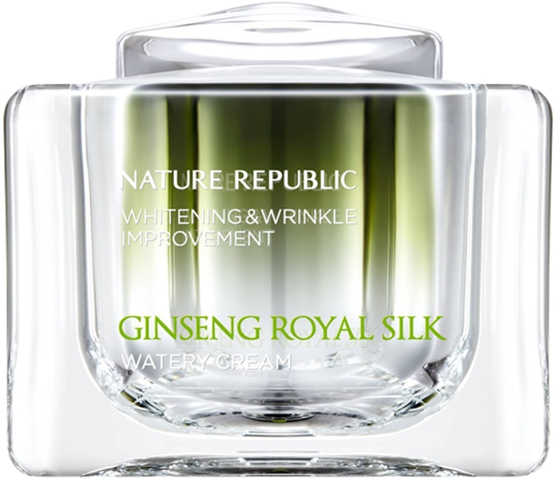 Купить Nature Republic Ginseng Royal Silk Watery Cream