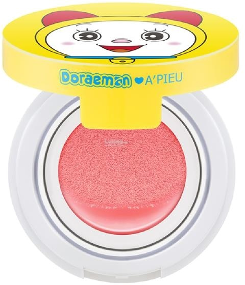 Купить APieu AirFit Cushion Blusher Doraemon Edition, A'Pieu