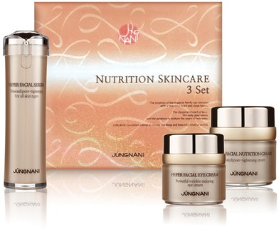 Jungnani Hyper Facial Nutrition Skincare System фото