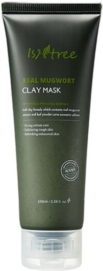 IsNtr Real Mugwort Clay Mask
