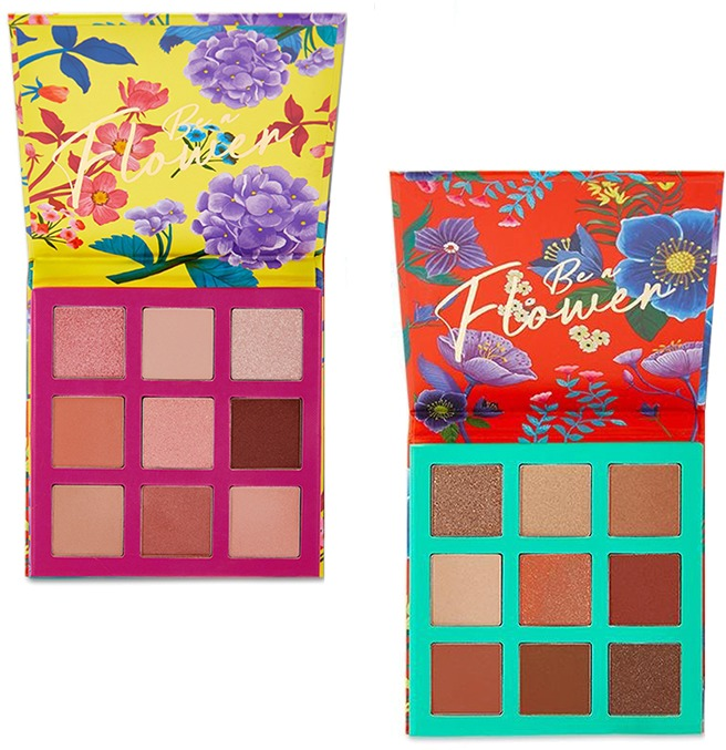 Its Skin Be A Flower Palette