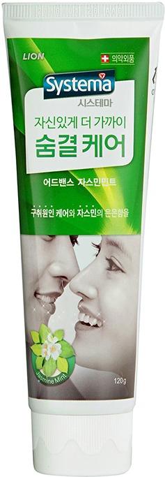 CJ Lion Dentor Systema Breath Care Advance