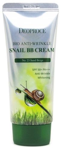 BB    Deoproce Bio AntiWrinkle Snail