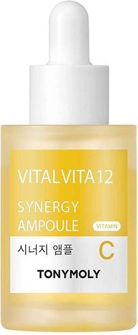 Купить Ony Moly Vital Vita Synergy Ampoule, Tony Moly