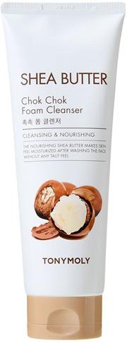 Tony Moly Shea Butter Chok Chok Foam Cleanser