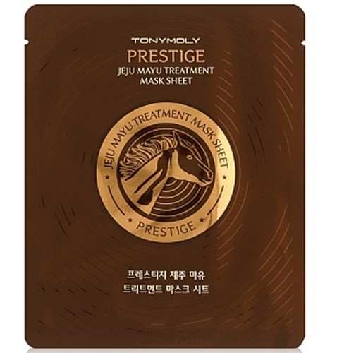 Tony Moly Prestige Jeju Mayu Treatment Mask