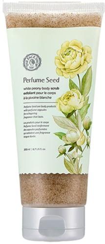 The Face Shop Perfume Seed White Peony Body Scrub