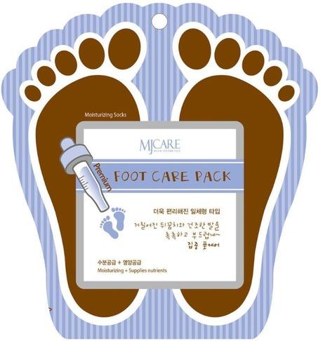 Mijin Cosmetics Premium Foot are Pack