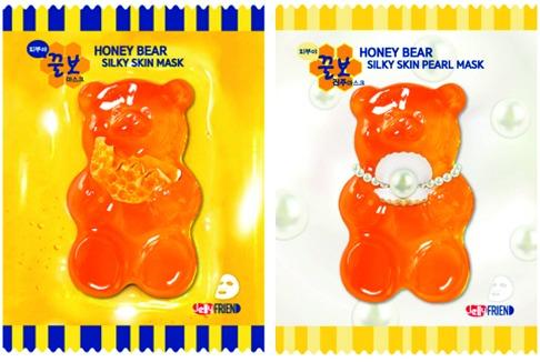 Frienvita JellyFrien Honey Bear Mask фото