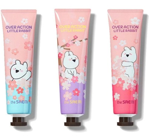The Saem Over Action Little Rabbit Hand