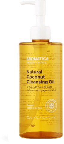 Aromatica Natural Coconut Cleansing Oil фото