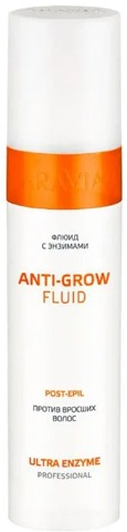 Aravia Professional AntiGrow Fluid UltraEnzyme фото