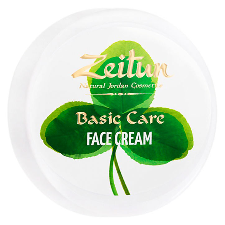 Zeitun Basic Care Face Cream фото
