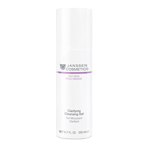 Janssen Cosmetics Oily Skin Clarifying Cleansing Gel