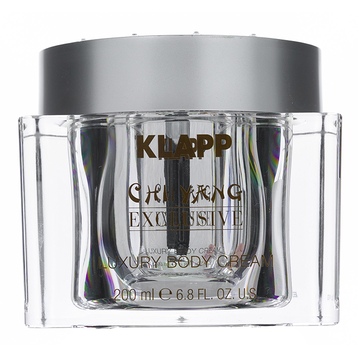 Klapp Chi Yang Exclusive Luxury Cream фото