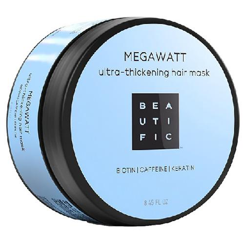 Beautific Megawatt Ultrathickening HairMask фото