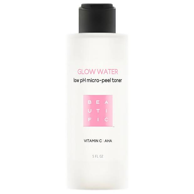 Beautific Glow Water Low pH MicroPeel Toner фото