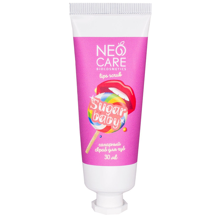 Neo Care Sugar Baby Scrub фото