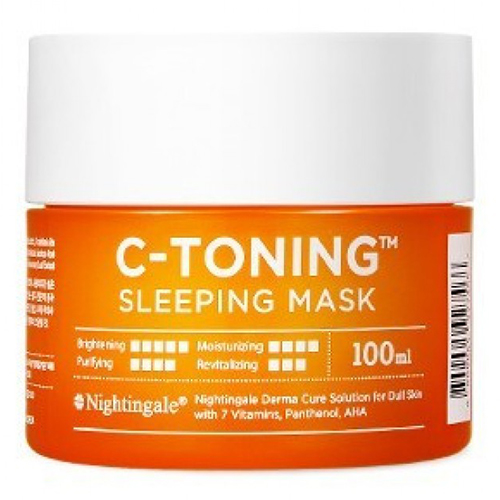 Nightingale Toning Sleeping Mask фото
