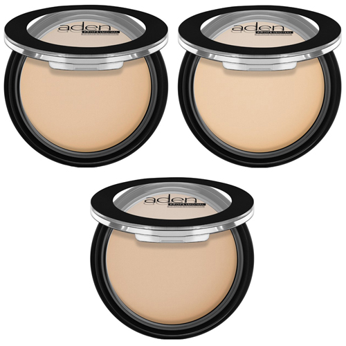 Aden Cream Compact Powder фото