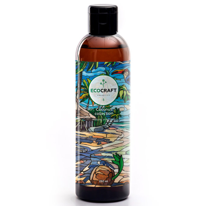 EcoCraft Coconut Collection Shampoo фото