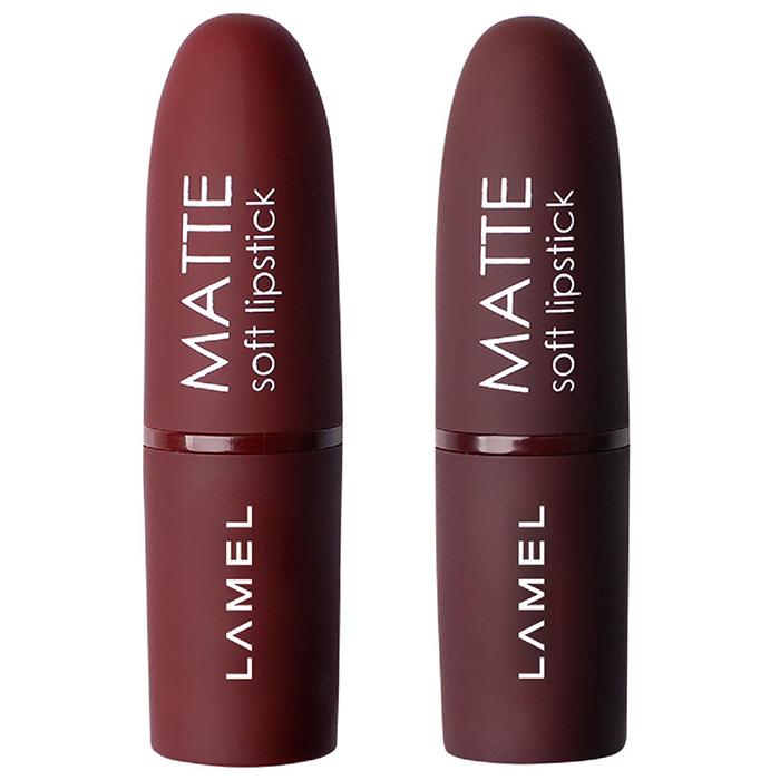 Lamel Matte Soft Lipstick фото