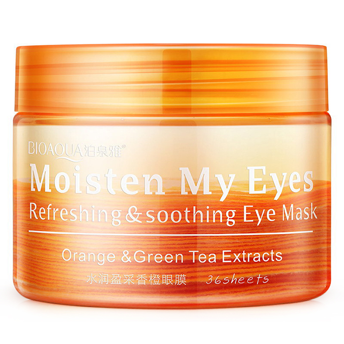 C Bioaqua Moisten My Eyes Mask фото