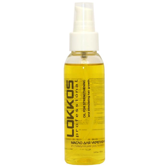 Lokkos Professional Oil For Strengthening фото