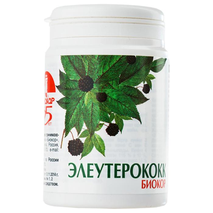 БАД Биокор БАД к пище Элеутерококк