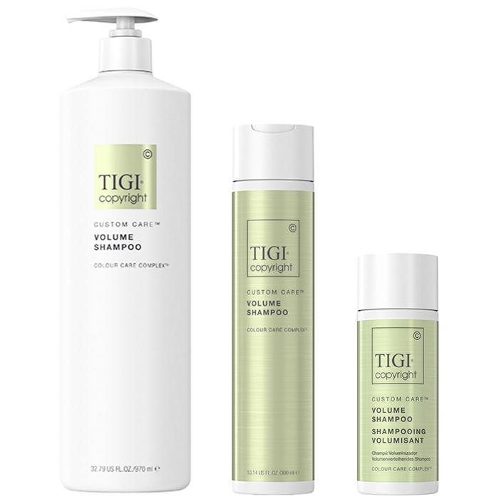 Купить TIGI Bed Head Copyright Custom Care Volume Shampoo