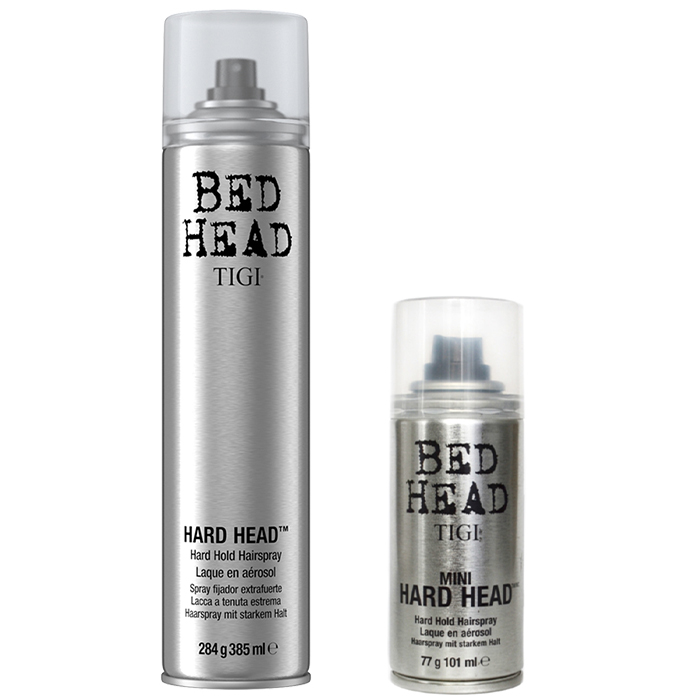 TIGI Bed Head Hard Head Hairspray фото